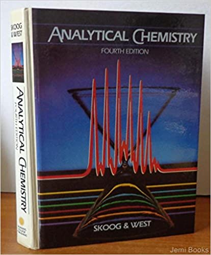 Analytical Chemistry: An Introduction (Saunders golden sunburst series)