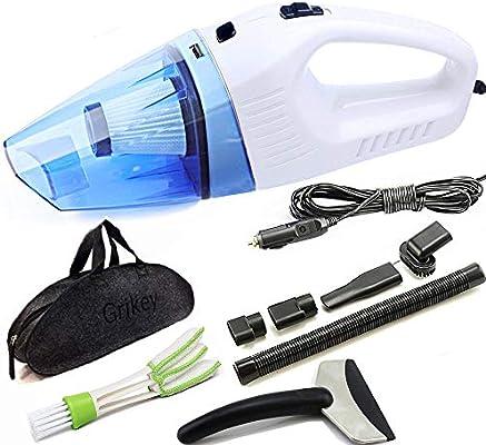 Homeve 3000PA - Aspiradora para Coche (120 W, Filtro Aspirador de 3 Meses): Amazon.es: Coche y moto