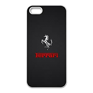 EROYI Ferrari sign fashion cell phone case for iPhone 5S