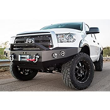 Road Rhino Bumper >> Amazon.com: MAGNUM FBM42TYN-RT Bumper for Toyota Tundra (W ...