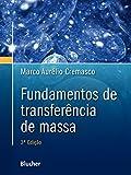 capa de Fundamentos de Transferência de Massa