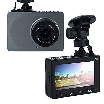YI Smart Dash Camera Car DVR Night Vision HD 1080P