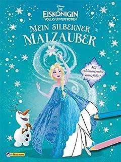 Die Eiskönigin Basteln Mit Schablonen Buch Mit 12 Schablonen
