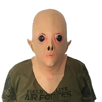 Performance Party Horror Mask Ghost Halloween Bar Bug-eyed Buckteeth Zombie