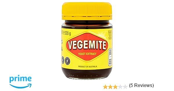 Kraft Vegemite Extracto De Levadura 220g   Producto de Australia   Kraft Vegemite Yeast Extract Spread