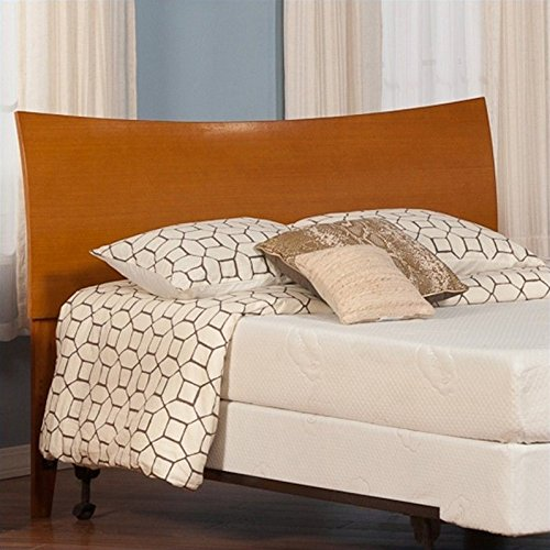 Atlantic Furniture Soho Twin Headboard in Caramel Latte - Twin