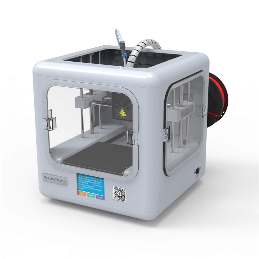 Easythreed Dora 3D Printer | Mini Home Education Desktop-Level High Precision 3D Printer