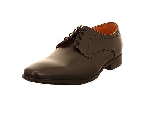 e29dca5ac16 Van Lier Men s 6050 Schw Lace-Up Flats  Amazon.co.uk  Shoes   Bags
