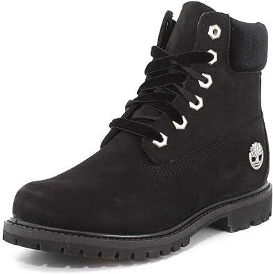 timberland black velvet boots