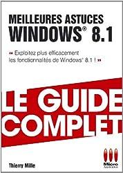 Meilleures astuces Windows 8.1
