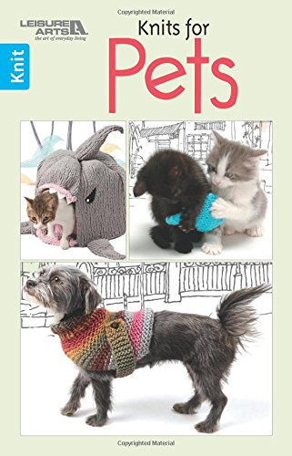 Knits for Pets | Knitting | Leisure Arts (75622)