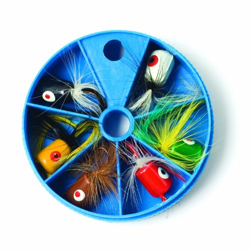 Lake and Stream Dial Box Popper Assortment