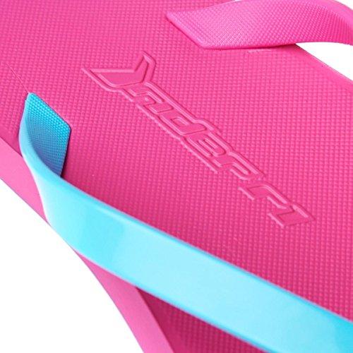 Rider - Tongs R1 Pop - Femme - Couleur : Rose / Bleu - Taille : T38