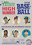 Best Cards In The Mlbs - 2018 Topps Heritage High Number Series MLB Baseball Review