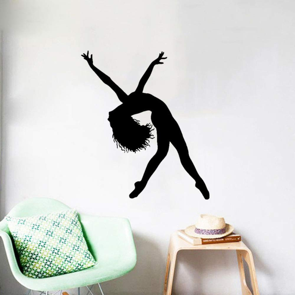 Zaosan Fashion Dance Studio Poster Ballerina Art Wall ...