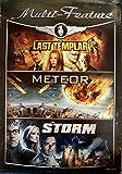 3-pack last templar storm meteor dvd
