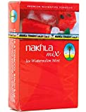 Nakhla Mix Shisha Molasses Premium Flavors 1kg/1000g For Hookah NonTobacco (Ice Watermelon Mint)