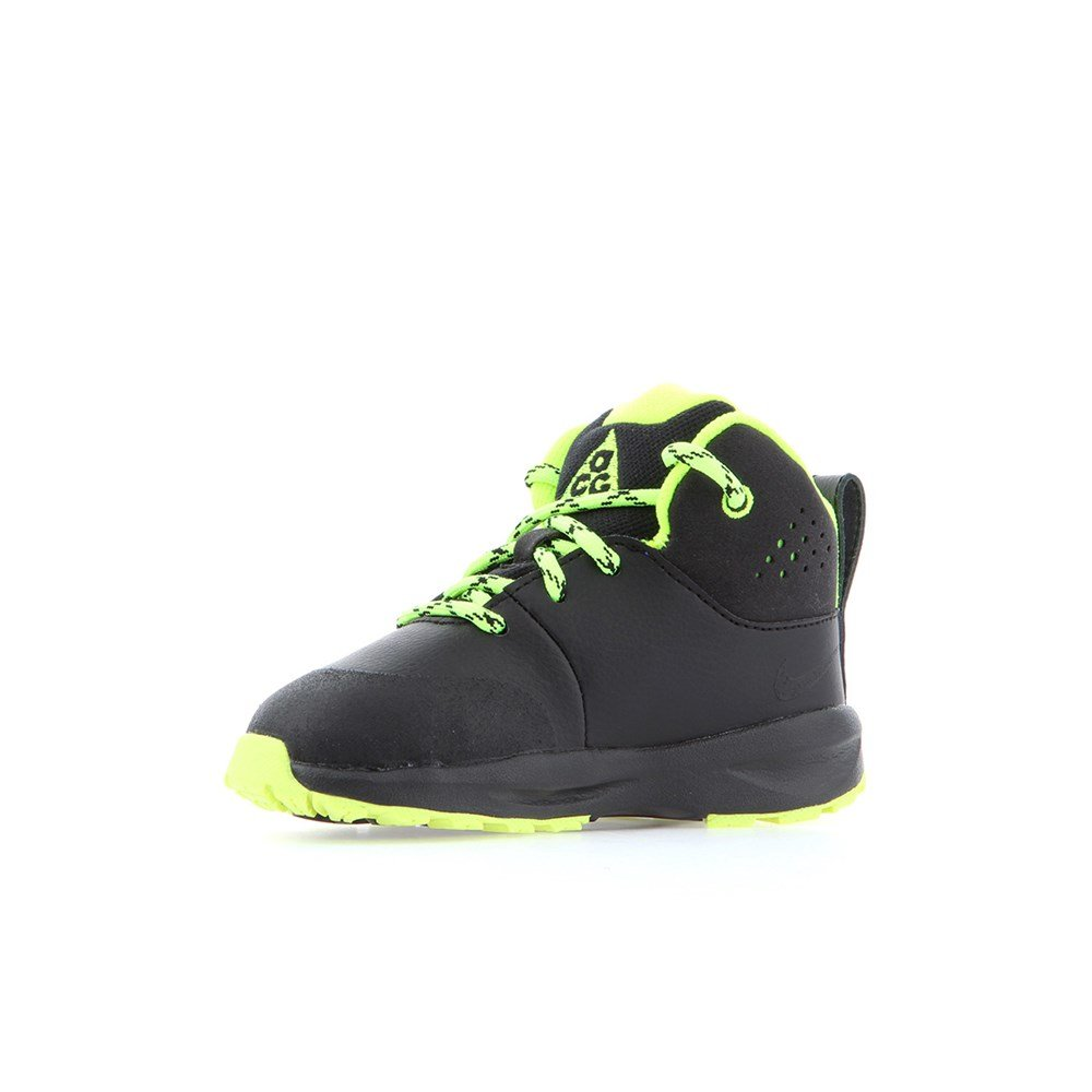 Nike Terrain Boot TD - 599305003 - Color Silver-Black - Size: 8.0