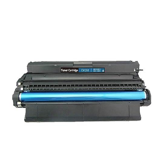 MALPYQA Compatible con los Cartuchos de tóner HP C4129X para HP HP ...