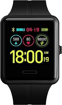 HYYQG Reloj Digital Fitness Tracker, Activity Tracker Reloj con ...
