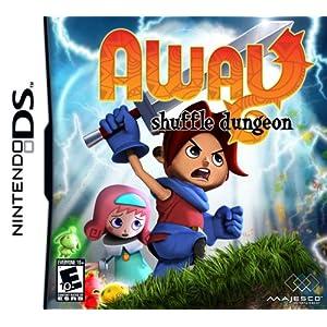 Away Shuffle Dungeon - Nintendo DS