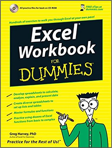 amazon com excel workbook for dummies 9780471798453 greg harvey