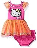 Hello Kitty Toddler Girls' Embellished Tutu Dress, Pink, 2T