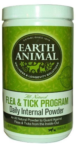 Earth Animal Flea and Tick Internal Powder 1LB