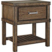 B614-91 Leystone One Drawer Night Stand