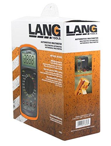 Lang Tools 13803 Automotive Digital Multimeter by Lang Tools (Image #3)