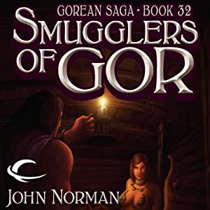 Smugglers of Gor Audiobook