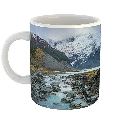 Westlake Art - Coffee Cup Mug - Aoraki / - Modern Picture Photography Artwork Home Travel Office Birthday Gift - 11oz (f30 - Stores Highland Village