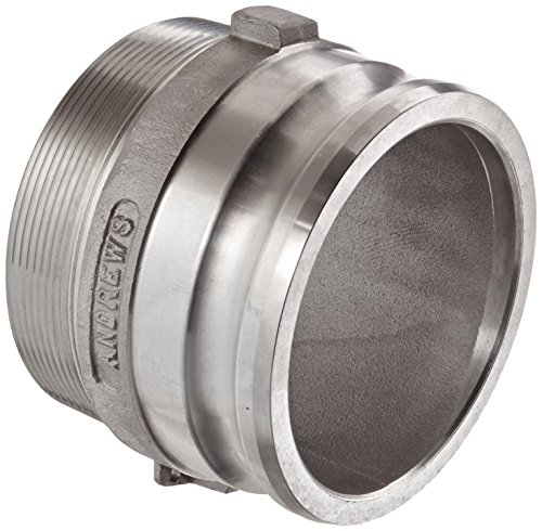 Dixon Valve Dixon 500-F-AL Aluminum 356T6 Boss-Lock Type ...