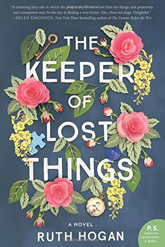 Hogan Cover - The Keeper of Lost Things: A Novel