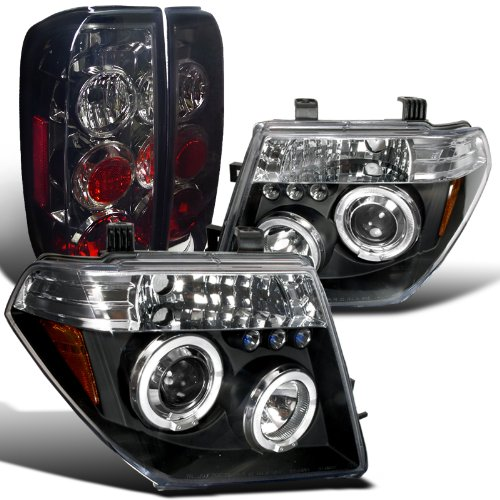 Nissan Frontier Projector Headlight Altezza