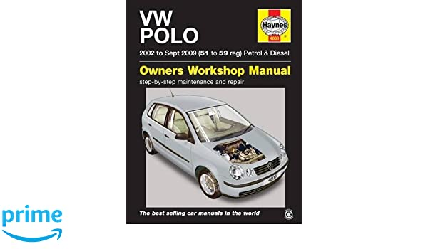 VW Polo Petrol & Diesel (02 - Sep 09) 51 To 59: Amazon.es: Martyn Randall: Libros en idiomas extranjeros