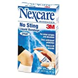 3M Nexcare : No-Sting Liquid Bandage Spray, .61 ounce -:- Sold as 2 Packs of - 1 - / - Total of 2 Each