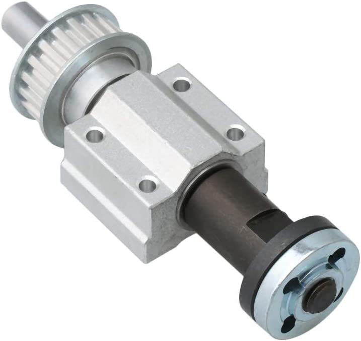 BQLZR 9,7 mm de diámetro del eje de bricolaje de alta precisión de la sierra de mesa taladro de potencia del husillo de rodamiento en miniatura de la herramienta