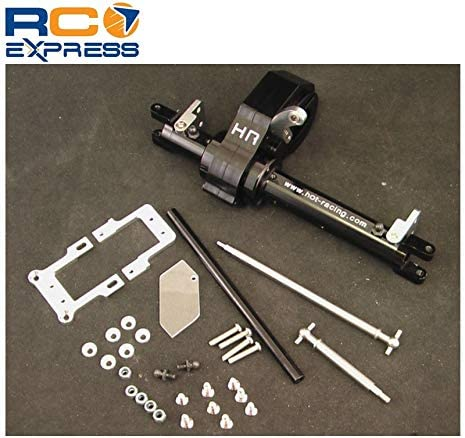 Hot Racing scp12lc01 on board power steering axleキット(ブラック) – Axial