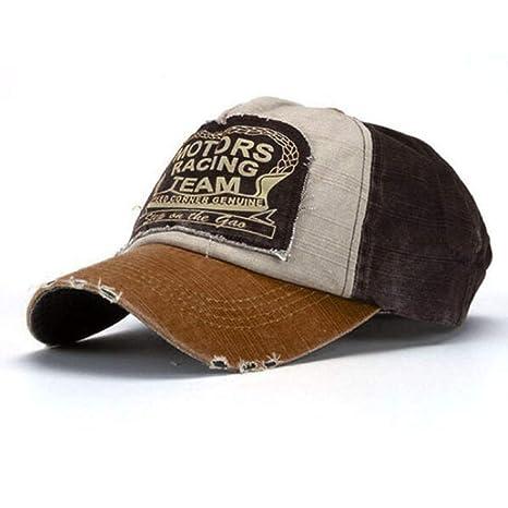 Cnoyz baseball cap Gorra de béisbol Nueva Gorra de Moto de algodón ...