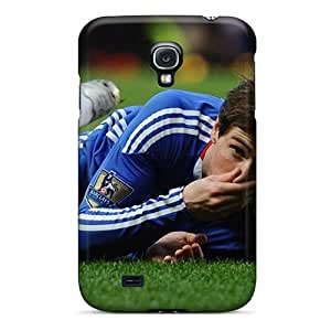 Tpu Carolcase168 Shockproof Scratcheproof Chelsea Fc Fernando Torres Football Star Hard Cases Covers For Galaxy S4