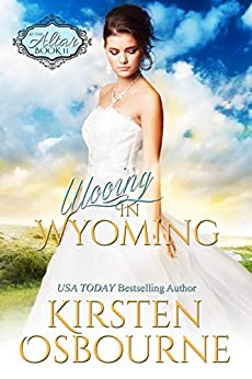 Wooing Wyoming At Altar Book ebook product image