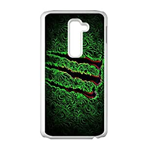 Personalized Creative Monster Energy For LG G2 LK2P952124