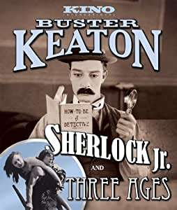 SHERLOCK JR./THREE AGES [Blu-ray]