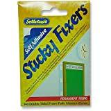 SELLOTAPE STICKY FIXERS (140 PADS) 2198232 By SELLOTAPE by Sellotapesellotape