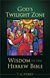 img - for God's Twilight Zone--Wisdom in the Hebrew Bible book / textbook / text book
