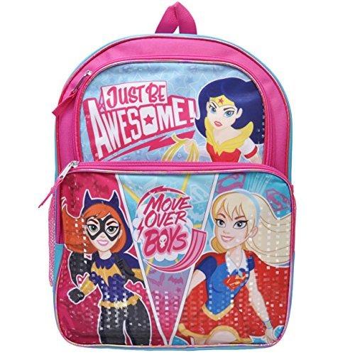 Super Hero Girls 16 Cargo Backpack