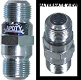 03 f150 egr tube - APDTY 028511 EGR (Exhaust Gas Recirculation) Tube To Exhaust Manifold Connector/Fitting (Replaces Ford F65Z9F485AA ; 3C3Z9F485AA)