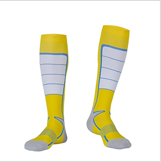 86fb077694449 Amazon.com: AODO Team Soccer Socks (Fits Men's Shoe Size 5-8.5 ...