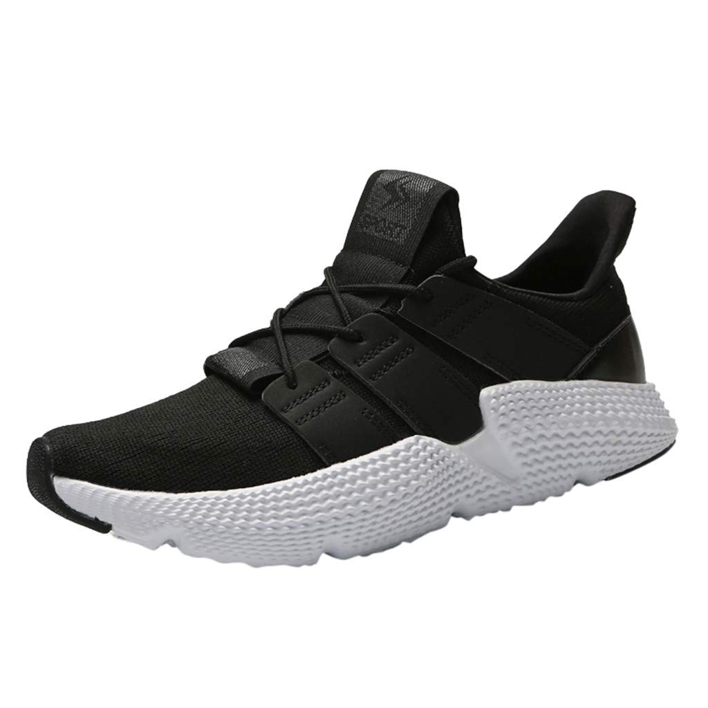 Men's Mesh Fashion Breathable Basketball Running Sport Athletic Shoes Sneakers